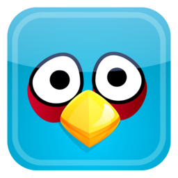 Free Blue Bird Icon Png Ico And Icns Formats For Windows Mac Os X And Linux