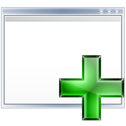 Free Window New Icon Png Ico And Icns Formats For Windows Mac Os X And Linux