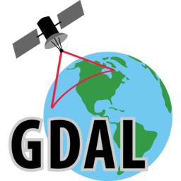 Data conversion powered by GDAL