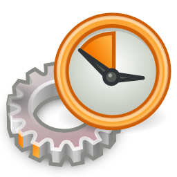 Free Gnome Schedule Icon Png Ico And Icns Formats For Windows Mac Os X And Linux