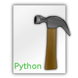 Free Text Python Icon Png Ico And Icns Formats For Windows Mac Os X And Linux