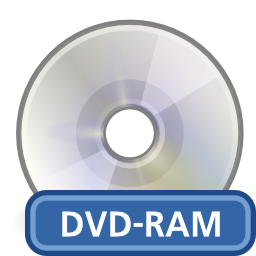 Free Media Optical Dvd Ram Icon Png Ico And Icns Formats For Windows Mac Os X And Linux