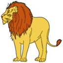 Free Animals Lion Icon Png Ico And Icns Formats For Windows Mac Os X And Linux