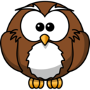 Free Animals Owl Icon Png Ico And Icns Formats For Windows Mac Os X And Linux