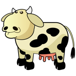 Free Animals Cow Icon Png Ico And Icns Formats For Windows Mac Os X And Linux