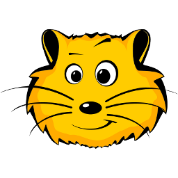 Free Animals Hamster Face Icon Png Ico And Icns Formats For Windows Mac Os X And Linux