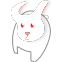 Free Animals Rabbit Face Icon Png Ico And Icns Formats For Windows Mac Os X And Linux
