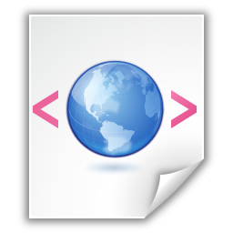 Free Application Xhtml Xml Icon - png, ico and icns ...