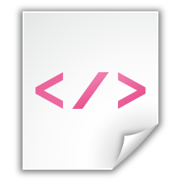 Free Application Xml Icon - png, ico and icns formats for ...