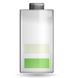 Free Battery Icon Png Ico And Icns Formats For Windows Mac Os X And Linux