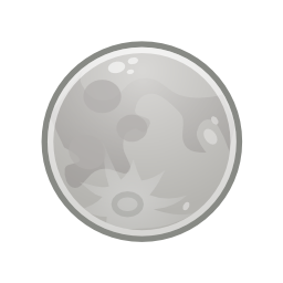 Free Weather Clear Night Icon Png Ico And Icns Formats For Windows Mac Os X And Linux