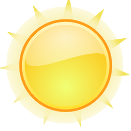 Free Weather Clear Icon Png Ico And Icns Formats For Windows Mac Os X And Linux