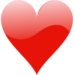 Free Cards Heart Icon Png Ico And Icns Formats For Windows Mac Os X And Linux