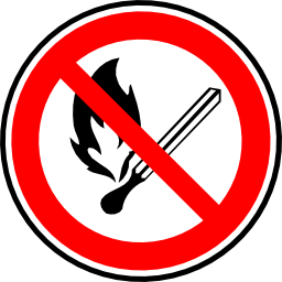Free Pictograms Prohibition Fire Icon Png Ico And Icns Formats For Windows Mac Os X And Linux