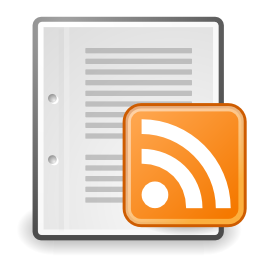 Free Application Rss Xml Icon - png, ico and icns formats ...