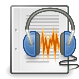 Free Application Audacity Project Icon Png Ico And Icns Formats For Windows Mac Os X And Linux