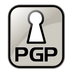 Free Application Pgp Icon - png, ico and icns formats for Windows
