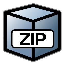 Free Application Zip Icon Png Ico And Icns Formats For Windows Mac Os X And Linux